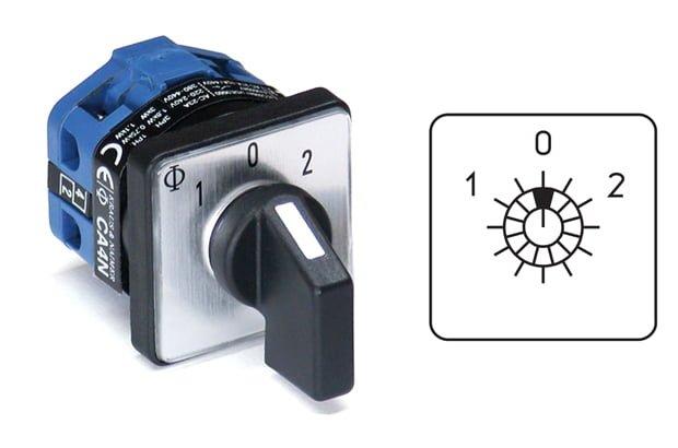 کلید کنترل الکتروموتور