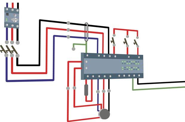 انواع نقشه، نقشه ی الکتریکی
