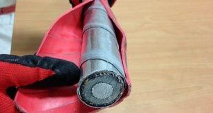 لایه های تشکیل دهنده کابل فشار متوسط