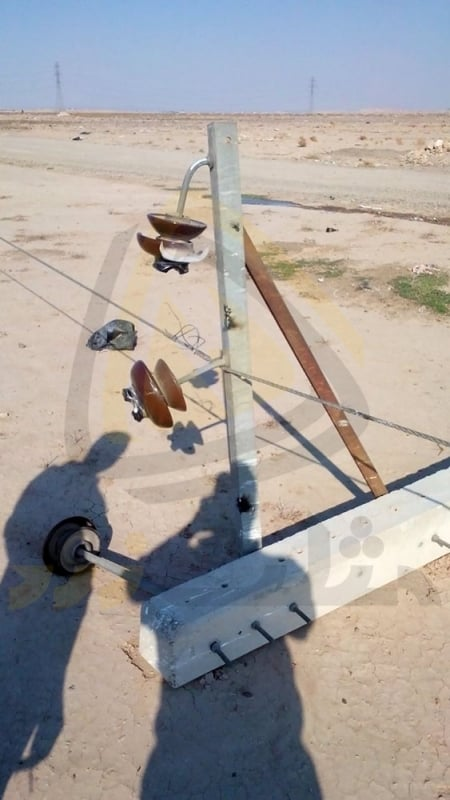 شبکه هوایی 20 کیلو ولت