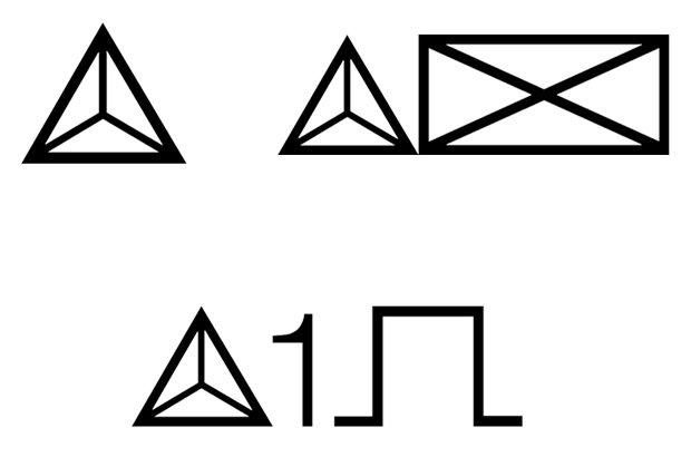 علامت مداری تایمر ها، تایمر