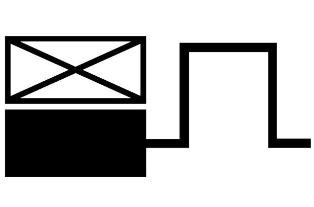 دیاگرام الکتریکی تایمر پالس قابل کنترل