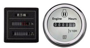 کانتر برای اندازه گیری زمان کارکرد موتور یا انجین