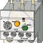 مدار فرمان، الکتروموتور، تابلو برق