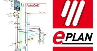 AutoCad Eelectircal و ePlan