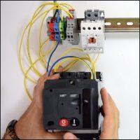 روش نصب مکانیزم موتوری ال اس