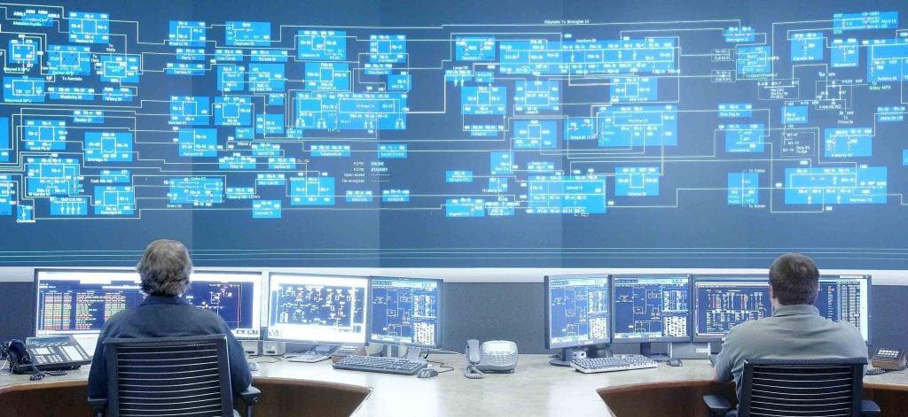 راهبری شبکه های الکتریکی