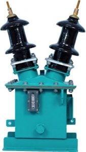 ترانس ولتاژ فشار متوسط بین دو فاز