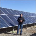 تولید پراکنده خورشیدی