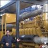 ژنراتور گازی کاتر پیلار
